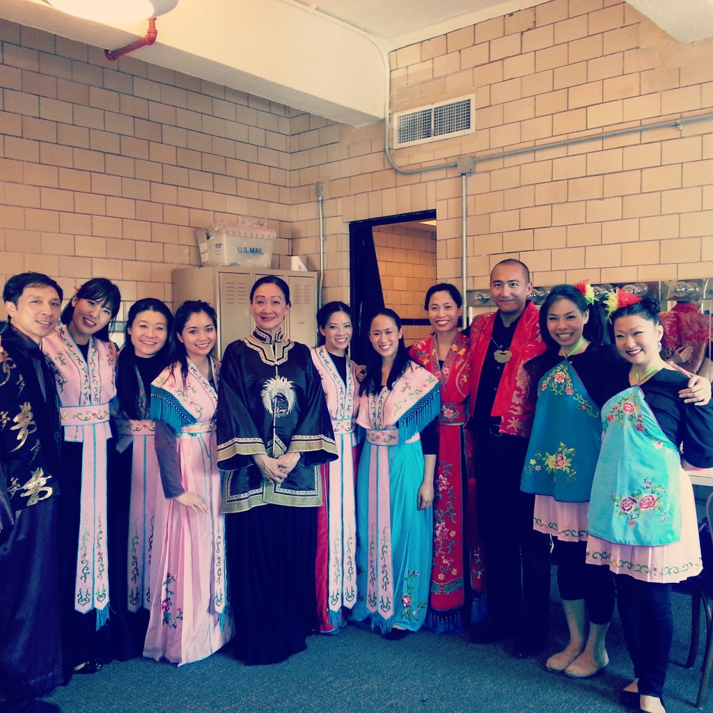 Flushing Town Hall with Pan Asian Rep