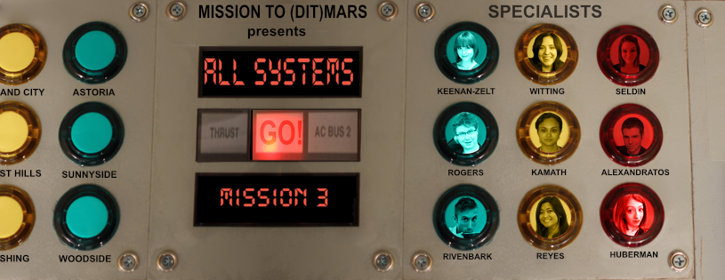 Artwork for All Systems Go: Mission 3